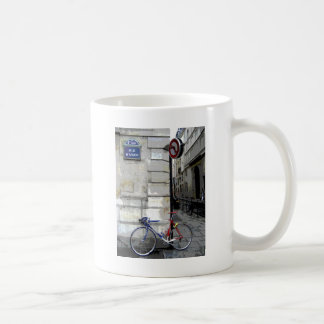 Parisian Bicycle Coffee Mug