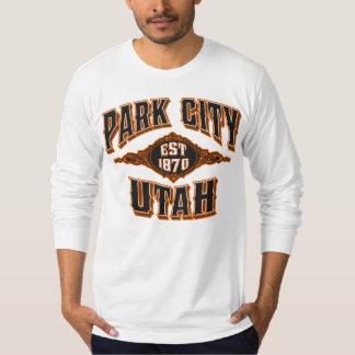 Park City Orange Crush Tee Shirt