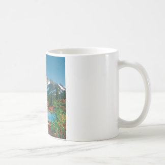Park Perfect Snoqualmie Forest Coffee Mug