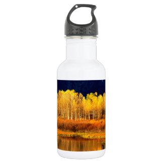 Park Quaking Aspen Moran Grand Tetons Wyoming 532 Ml Water Bottle