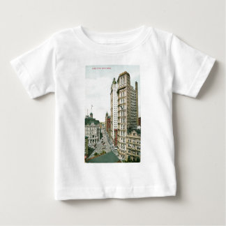 Park Row, New York Baby T-Shirt