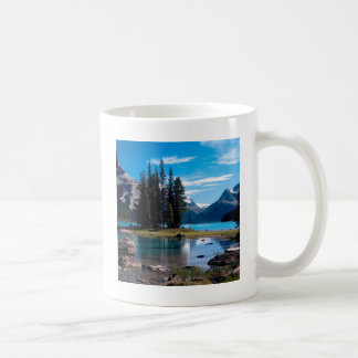 Park The Great Outdoors Jasper Alberta Canada Coffee Mug