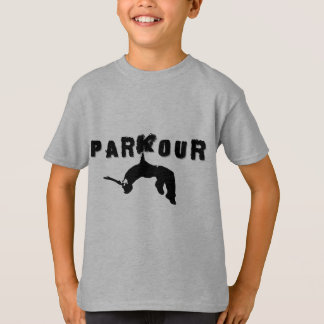 Parkour Athlete shirt
