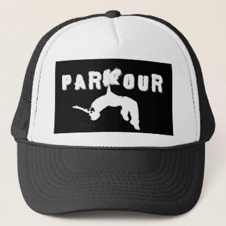 Parkour Athlete Trucker Hat