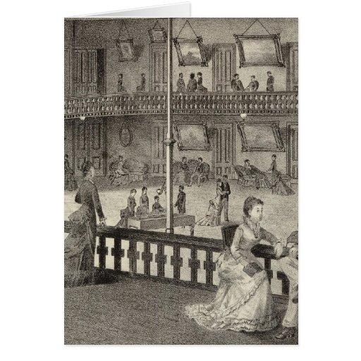 Parlors of the Arlington, Ocean Grove, NJ Cards