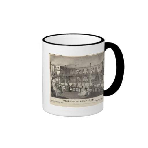 Parlors of the Arlington, Ocean Grove, NJ Mug