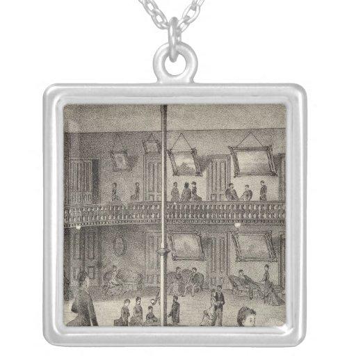 Parlors of the Arlington, Ocean Grove, NJ Custom Necklace