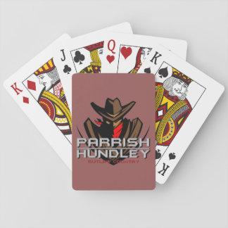 Parrish-Hundley Band Cards