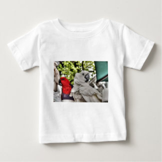 Parrot and Cockatoo Baby T-Shirt