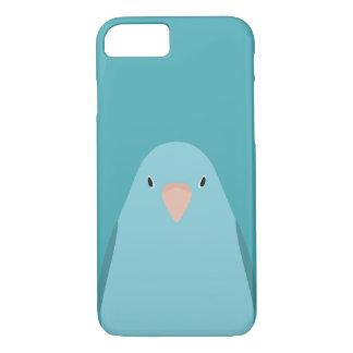 Parrotlet - bird illustration iPhone 8/7 case