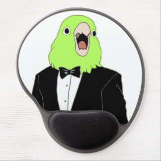 Parrotlet Man - Mousepad