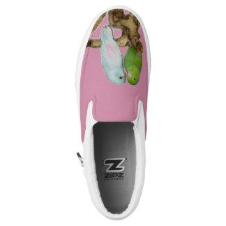 Parrotlets Slip-On Shoes