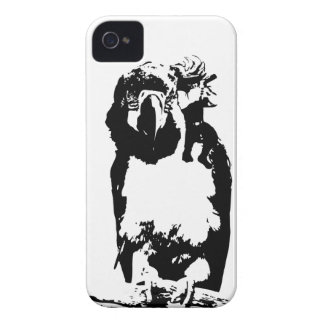 Parrot's Pirate Case-Mate iPhone 4 Cases