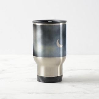 Partial Eclipse Of The Sun Coffee Mug