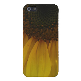 Partial Sunflower Case For The iPhone 5