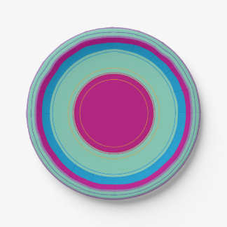Party it up Paper Plate