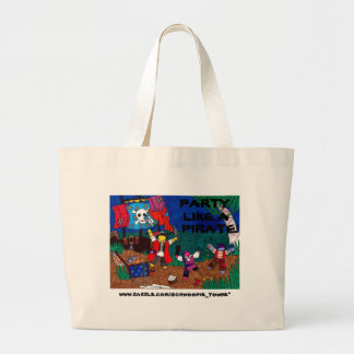 Party Like A Party Tote Bag