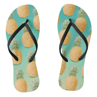 Party Like a Pineapple Jandals