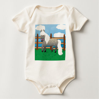 Party Marty Baby Bodysuit