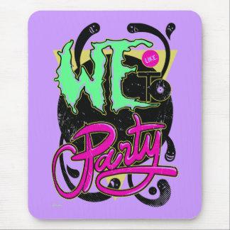 Party Mousepad