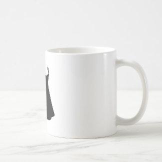 Party Time Basic White Mug
