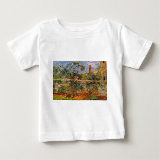 Party wall by Paul Gauguin Baby T-Shirt
