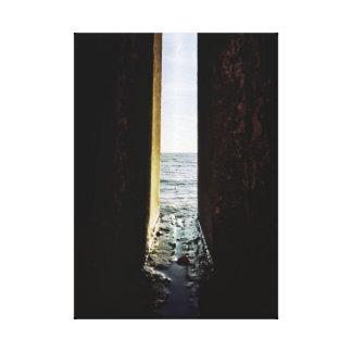 Passage - Brighton Stretched Canvas Prints