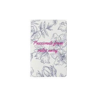 Passionate Pocket Moleskine Notebook