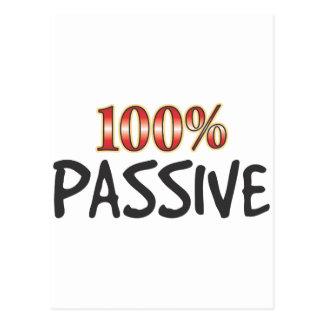 Passive 100 Percent Postcards