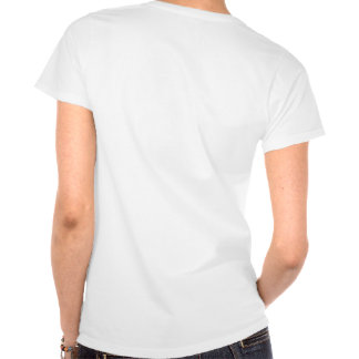 Passive Aggressive in White Tee Shirt
