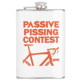 Passive Pissing Contest Flask