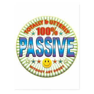 Passive Totally Postcard