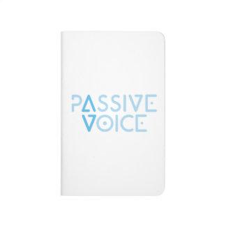 Passive Voice Journals