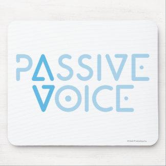 Passive Voice Mouse Pad