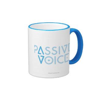Passive Voice Ringer Coffee Mug