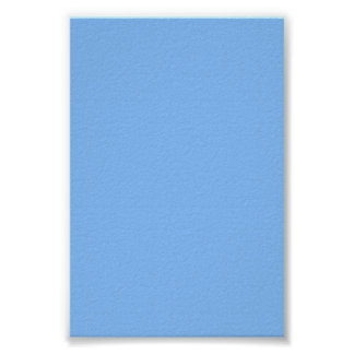 Pastel Baby Blue Background on a Poster