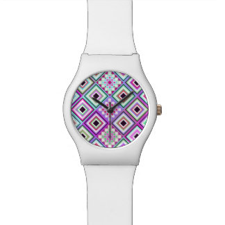Pastel Native Inspired Watch