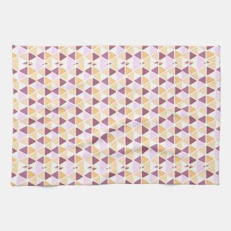 Pastel Pinwheels Tea Towel