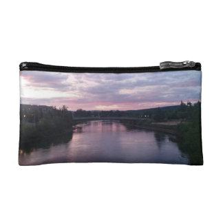 Pastel Sky Cosmetic Bag