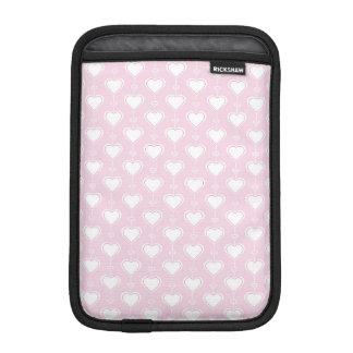 Pastel Valentine Hearts Sleeve For iPad Mini