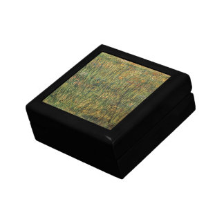 Pasture in Bloom by Vincent van Gogh, Vintage Art Gift Box