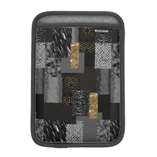 Patches Of Luxe Fashionable iPad Sleeve