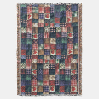 Patchwork Blanet