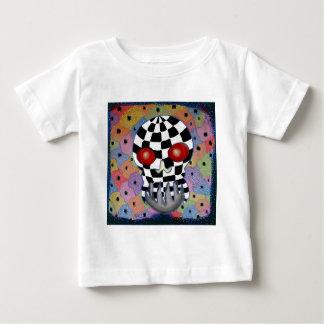 Patchwork Skull Baby T-Shirt