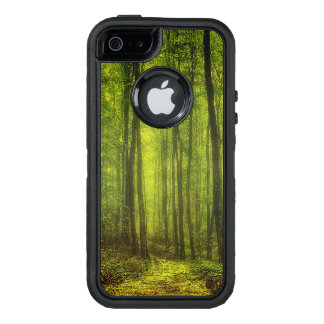 Path In Woods OtterBox iPhone 5/5s/SE Case
