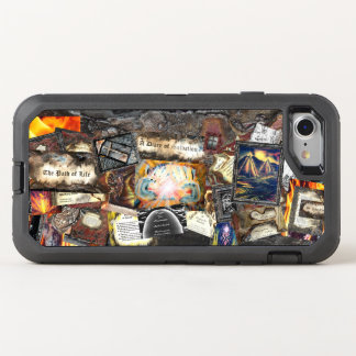 Path of Life Collage OtterBox Defender iPhone 8/7 Case