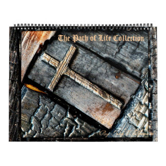 Path of Life Collection Wall Calendar