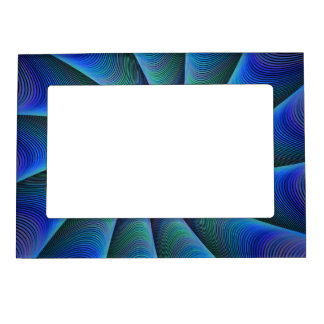 Path to meditation magnetic picture frame