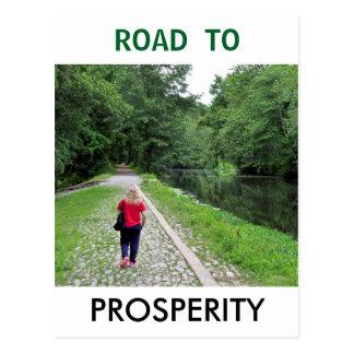 Path to Prosperity Postcard