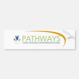 Pathways Oakland bumper sticker